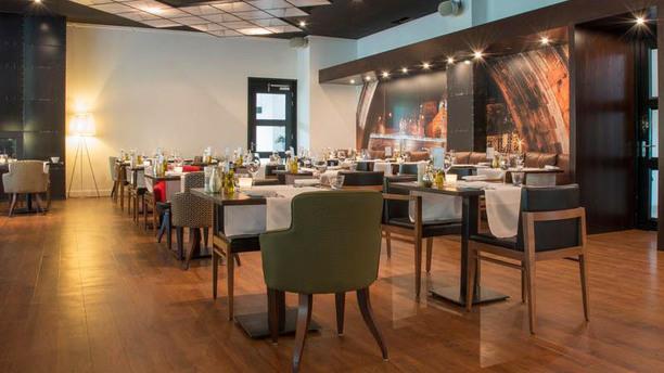 Trattoria & Grill Due (Landgoed Avegoor) Het restaurant