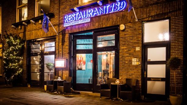 Restaurant 139 Ingang