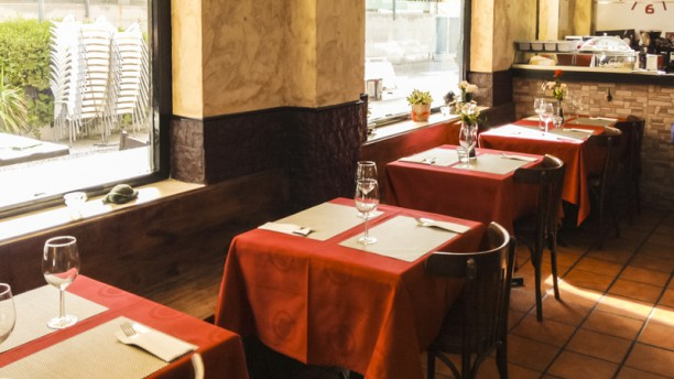 Michael's Burguer Sala