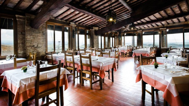Le Terrazze in San Gimignano - Restaurant Reviews, Menu and Prices ...