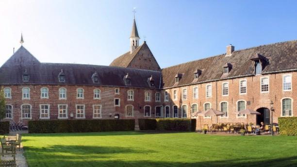Klooster Elsendael Kloostertuin