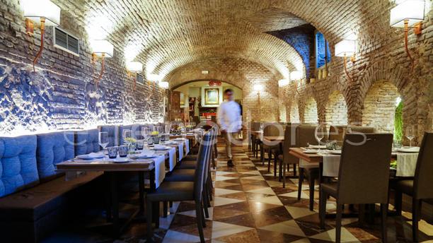 Café de Oriente Vista Sala