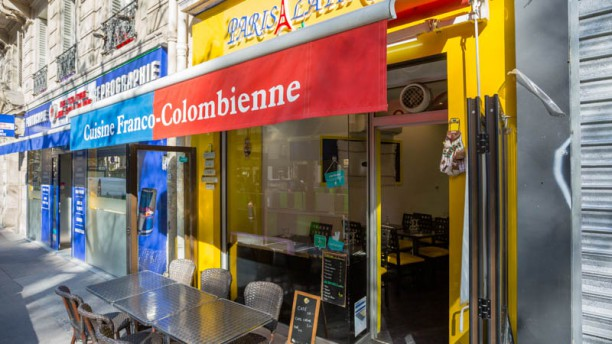 Paris Latino Entrée