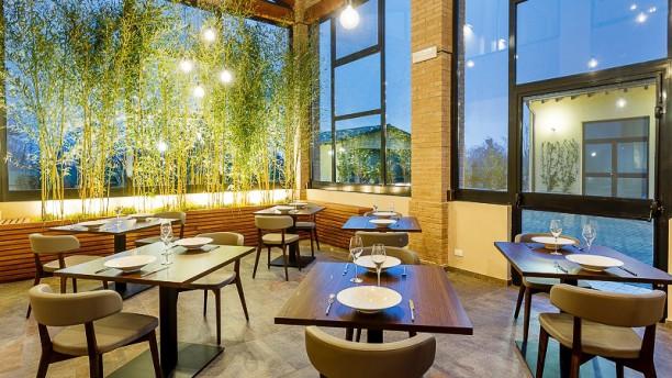 La Maison du Gourmet Vista sala
