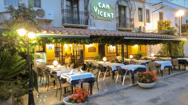 Can Vicent terraza