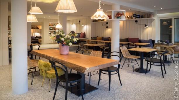 Les Bains Salle de restaurant