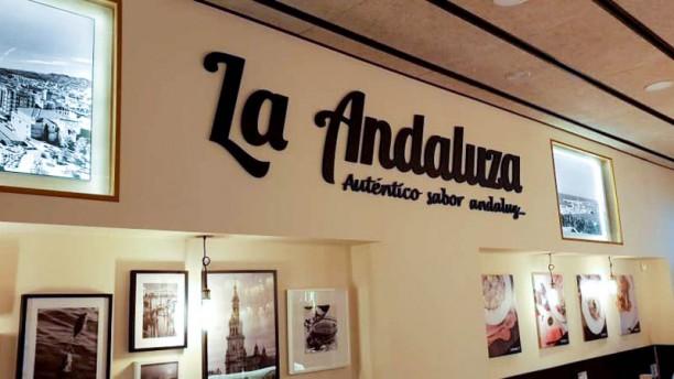La Andaluza Vista del interior
