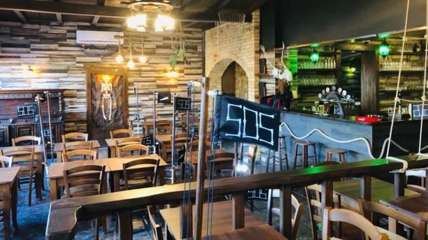 Libertalia Taverna Vista sala