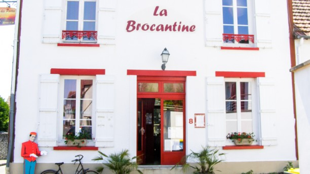 "La Brocantine La Brocantine ""Méré-78"""