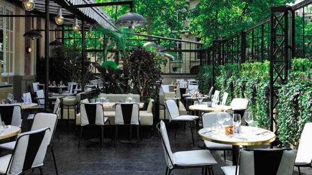 Restaurant la gare paris 75016 passy victor hugo avis menu et prix - Restaurant en terrasse paris ...
