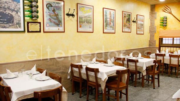 Restaurante casa de asturias en madrid puerta de toledo museo reina sof a opiniones men y - Casa de asturias madrid ...