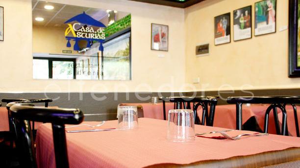 Restaurant casa de asturias madrid avis menu et prix - Casa de asturias madrid ...