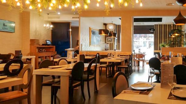 Restaurante La Mafia Sevilla Duque Vista general