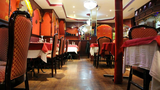Megna - Restaurant - Vincennes