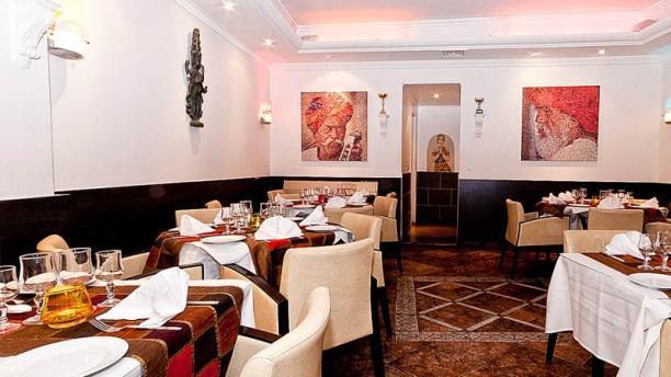 Noori's Indian salle rez-de-chaussée
