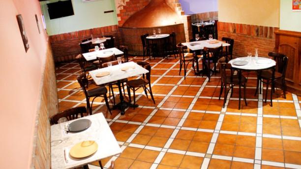 Restaurante Sombrero Azul en Madrid aeb63cc8e6c