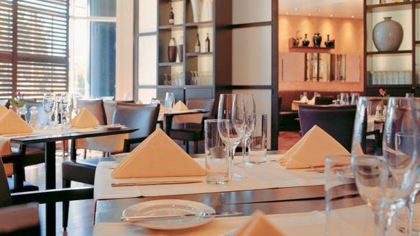 La Brasserie du Mövenpick Vue de la salle