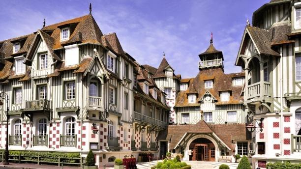 La Belle Epoque - Hôtel Le Normandy Extérieur