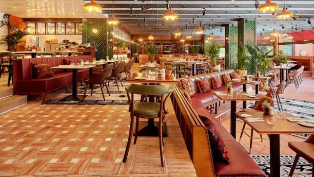 Baltazár Bar & Grill - Hotel Kempinski Vista Sala