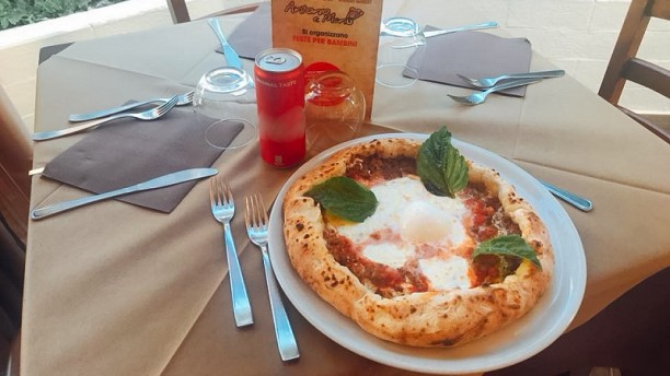 Antonio & Manu Quarto Pizza