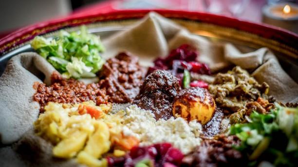 etiopisk restaurang umeå