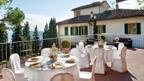 Villa Fiesole A Fiesole Menu Prezzi Immagini Recensioni