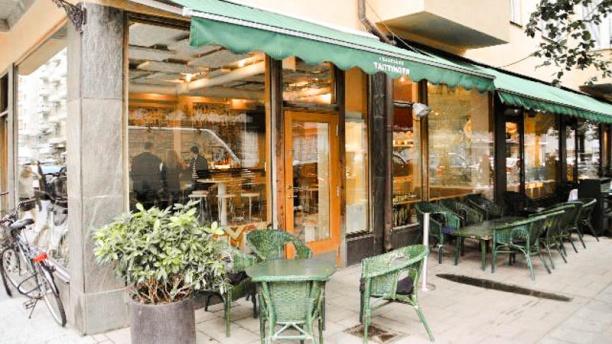 Brasserie Godot Terrace