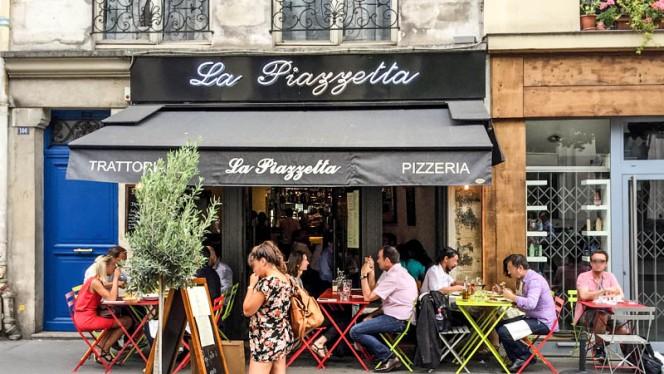 La Piazzetta - Restaurant - Paris