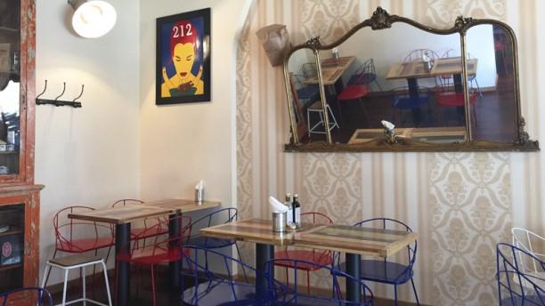 212 Rotisserie & delicious Porta Romana sala