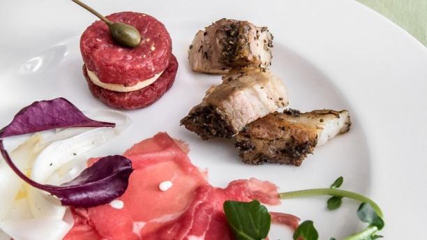 Il Nascondiglio antipasti con carne