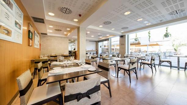 Restaurante del Agua - Balneario de Archena VIsta de la sala