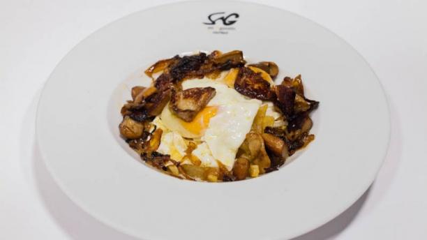 Restaurante san agust n gourmet en granada opiniones - Chef gourmet 5000 opiniones ...