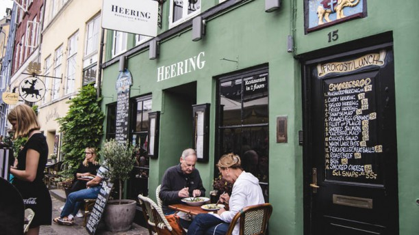 Heering Ingång