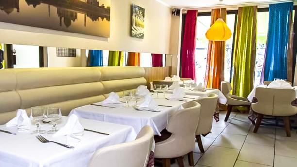 Gujarat Salle de Restaurant