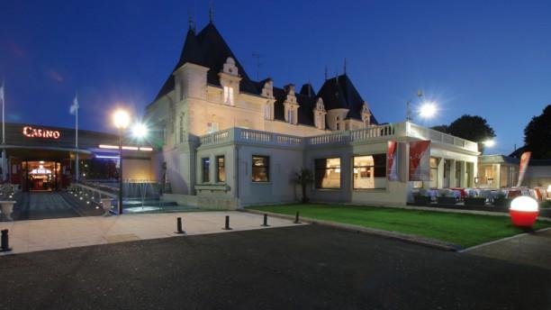 Le Bistrot Gourmand - Casino de La Roche Posay Devanture