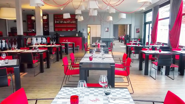 Le Bistrot Gourmand - Casino de La Roche Posay Vue de la salle