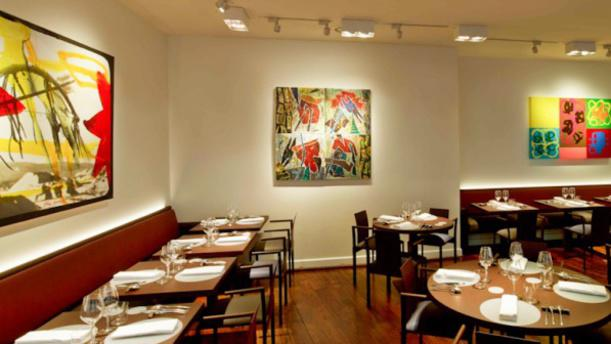 Ze kitchen galerie in paris restaurant reviews menu and for Ze kitchen galerie paris france