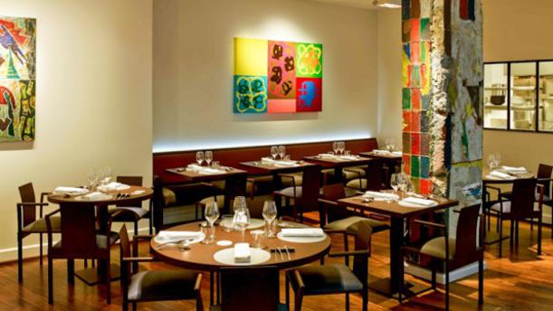 Restaurant Kitchen Gallery Paris ze kitchen galerie - william ledeuil in paris - restaurant reviews