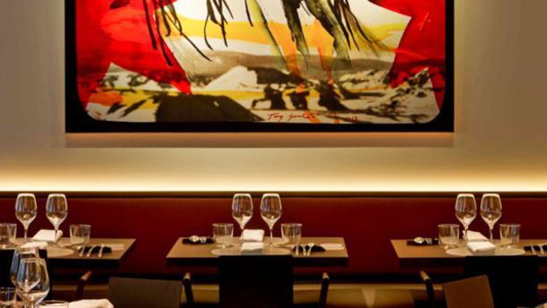 ze kitchen galerie in paris restaurant reviews menu and prices