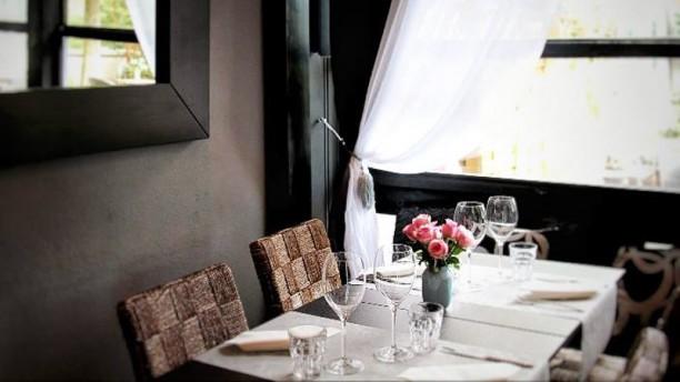 Zafferano Restaurant Salle