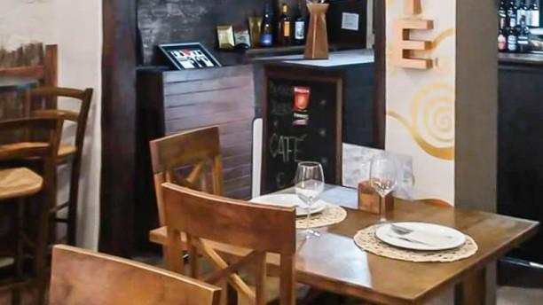 Tommate Pizza Co Vista sala