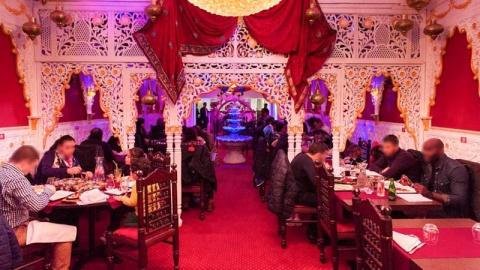 Le Kashmir Lounge, Marseille