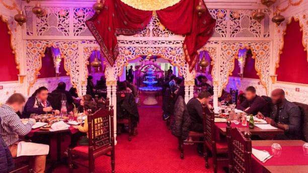 Le Kashmir Lounge Vue salle