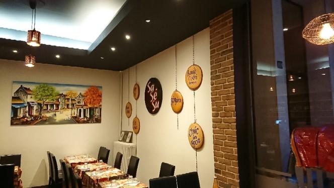Sasésu - Restaurant - Caen