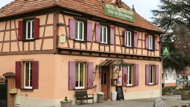 Ville de Strasbourg Devanture
