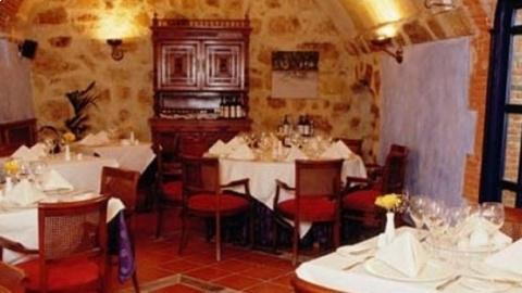 La Bóveda - Hotel Horus Zamora, Zamora
