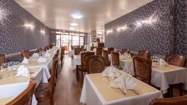 Royal Kashmir Salle du restaurant