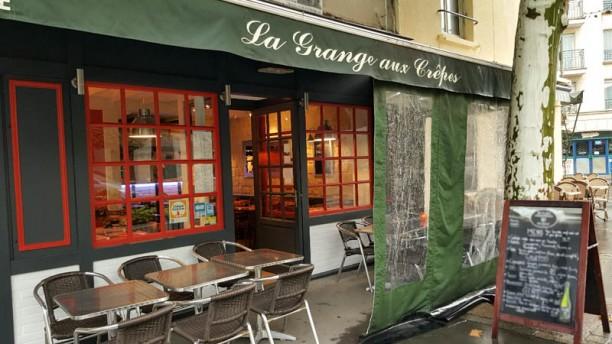 la grange aux cr pes in la garenne colombes restaurant reviews menu and prices thefork. Black Bedroom Furniture Sets. Home Design Ideas