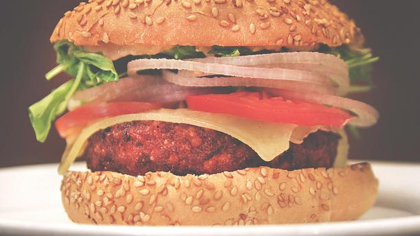 Les 3 Fontaines Hamburger