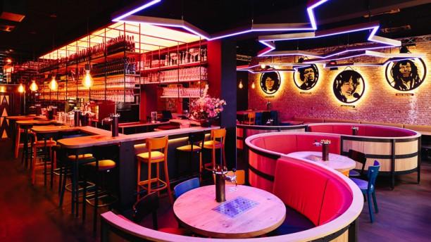 Tap & Dine Restaurantzaal